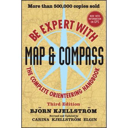 Be Expert with Map and Compass ()