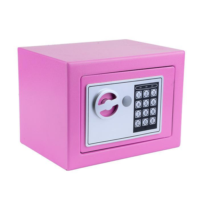 Digital Safe Box Solid Steel Construction, Security Safe for Jewelry, Gun, Cash Valuable