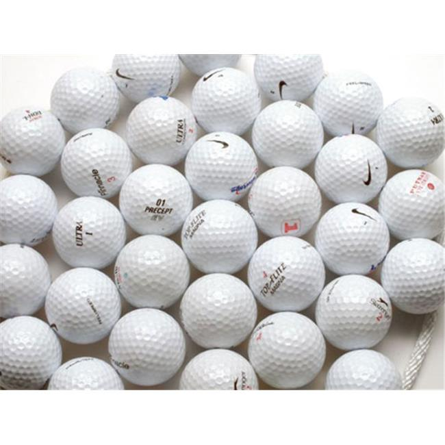 Sportime 022248 Bulk Re-Load Golf Balls 500 Count Pack by