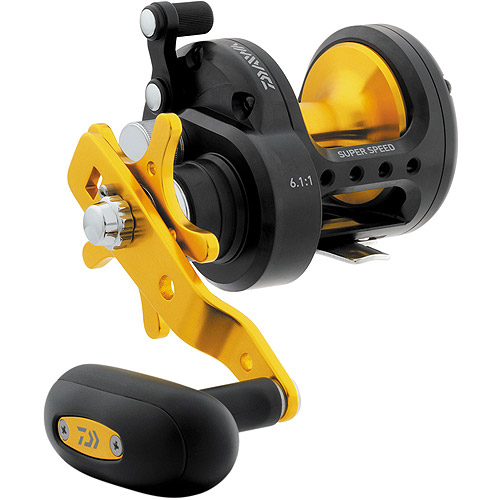 Daiwa Saltist High-Speed Reel