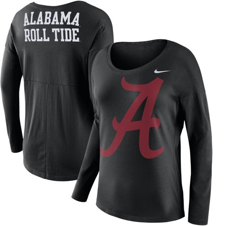 Alabama Crimson Tide Nike Women's Tailgate Long Sleeve T-Shirt - (Alabama Tailgate)