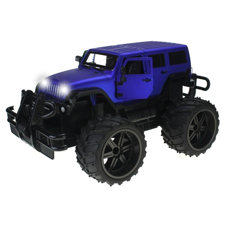 Jeep Wrangler Cross Country 1 14 Scale Battery Operated Remote