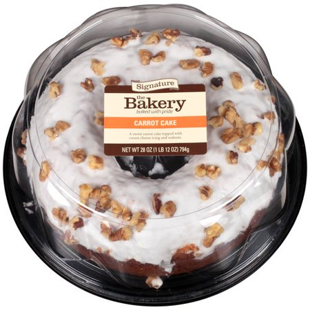 Wallmart Fruit Cake