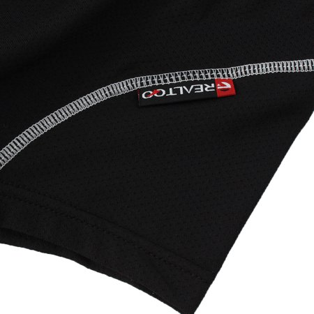REALTOO Authorized Men Sports Bike Underwear Cycling Shorts Black XL (W 40) - image 1 of 6
