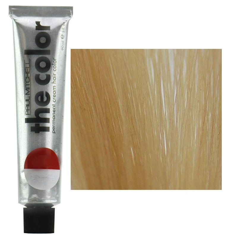 Paul Mitchell Hair Color The Color (Color : 10G - Lightest Gold Blonde)