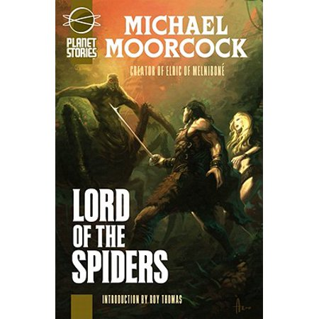 Lord of the Spiders : Or, Blades of Mars (Jeffrey Lord Blade)