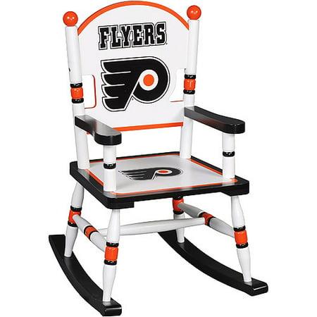 Sensational Guidecraft Nhl Philadelphia Flyers Rocking Chair Walmart Com Alphanode Cool Chair Designs And Ideas Alphanodeonline