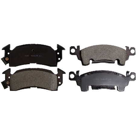 Go-Parts OE Replacement for 1969-1981 Pontiac Catalina Front Disc Brake Pad  Set for Pontiac Catalina