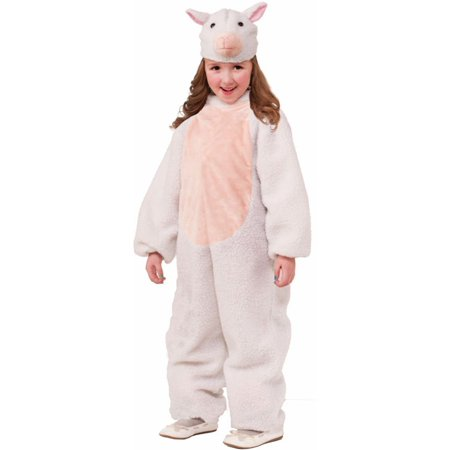 Child Nativity Sheep Costume - Adult Nativity Costumes