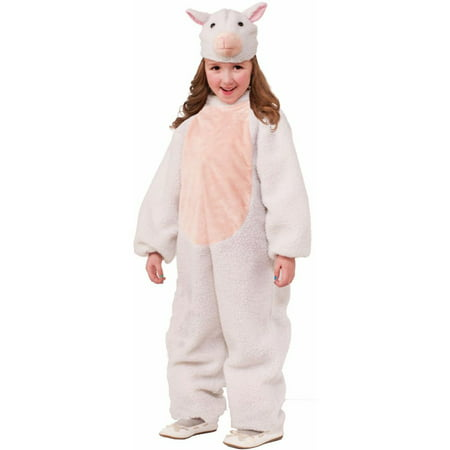 Child Nativity Sheep Costume - Girls Sheep Costume