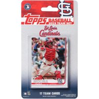 St. Louis Cardinals 2019 Team Card Set - No Size