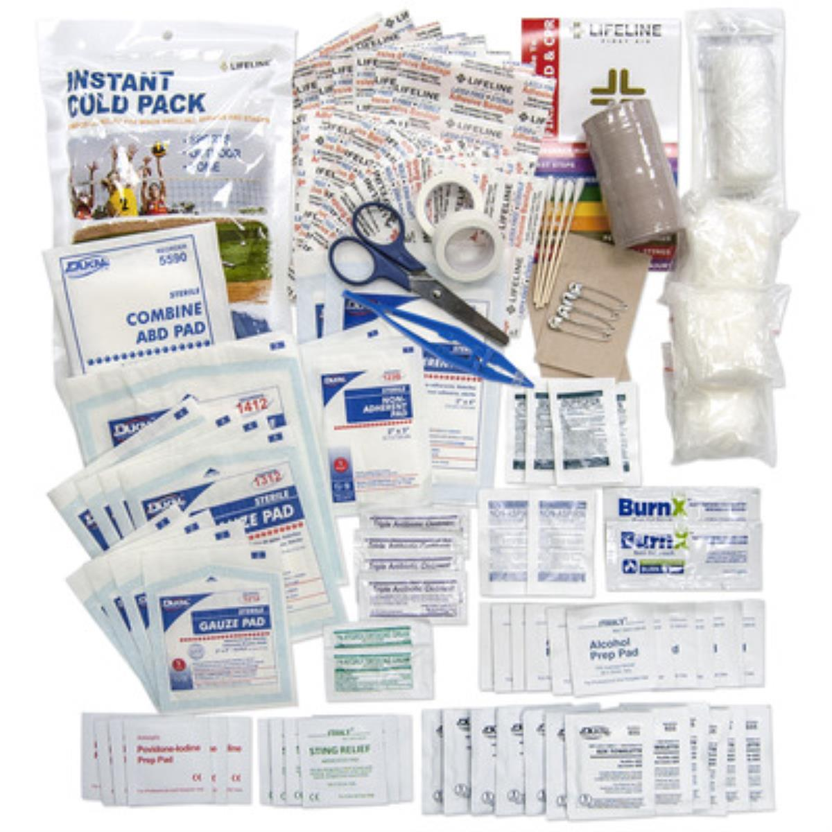 Lifeline 4150 Base Camp First Aid Kit 171 Piece