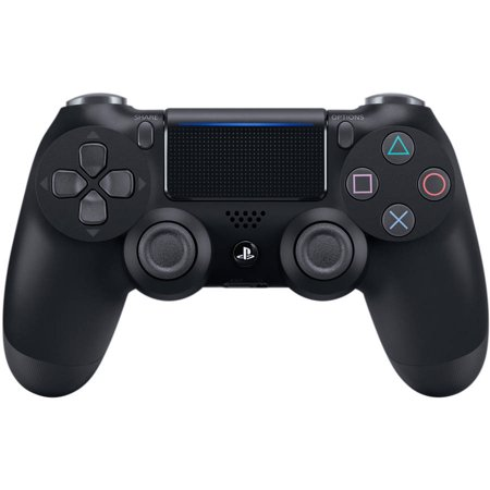 Sony Dualshock 4 Controller  Playstation 4   Jet Black