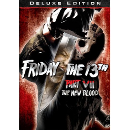 Friday The 13th, Part VII: The New Blood (DVD)