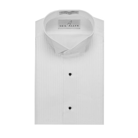 select for latest low price sale factory outlet Neil Allyn Men's Wing Collar 1/4