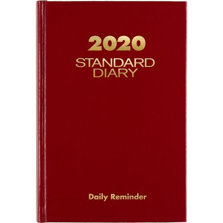 AT-A-GLANCE Standard Diary Daily Diary - Journals & Diaries 13 Standard Diary