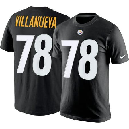 alejandro villanueva jersey t shirt