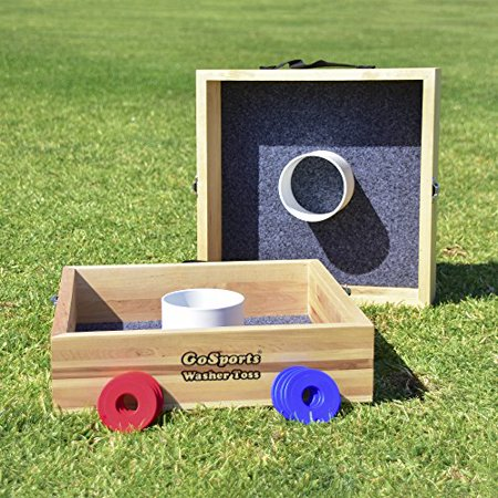 Gosports Premium Washer Toss Game Set Fun & Exciting Game For Everyone