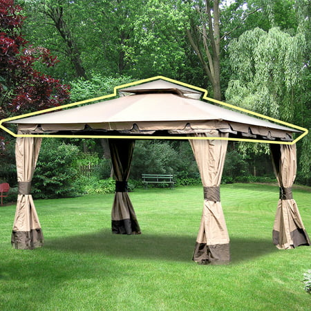 Garden Winds Replacement Canopy Top For The Monterey