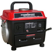 Power Smart PS50 1000-Watt 2 Stroke Manual Start Portable Generator
