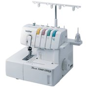 Brother 2340CV, Cover Stitch Machine, Advanced Serger, with Color-Coded Threading Guide