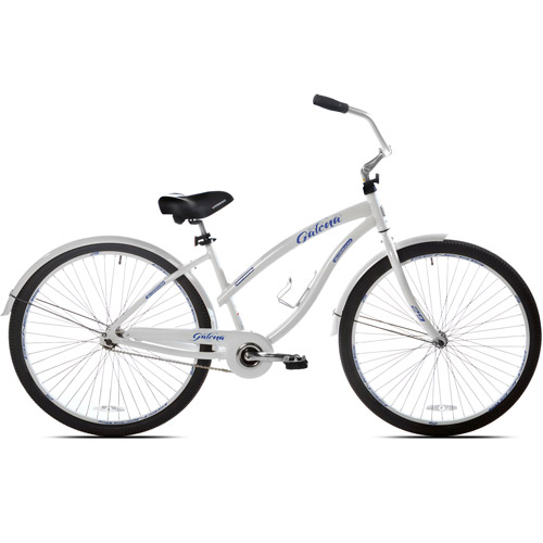 "29"" Genesis, Galena, Cruiser, Women's Bike, White"