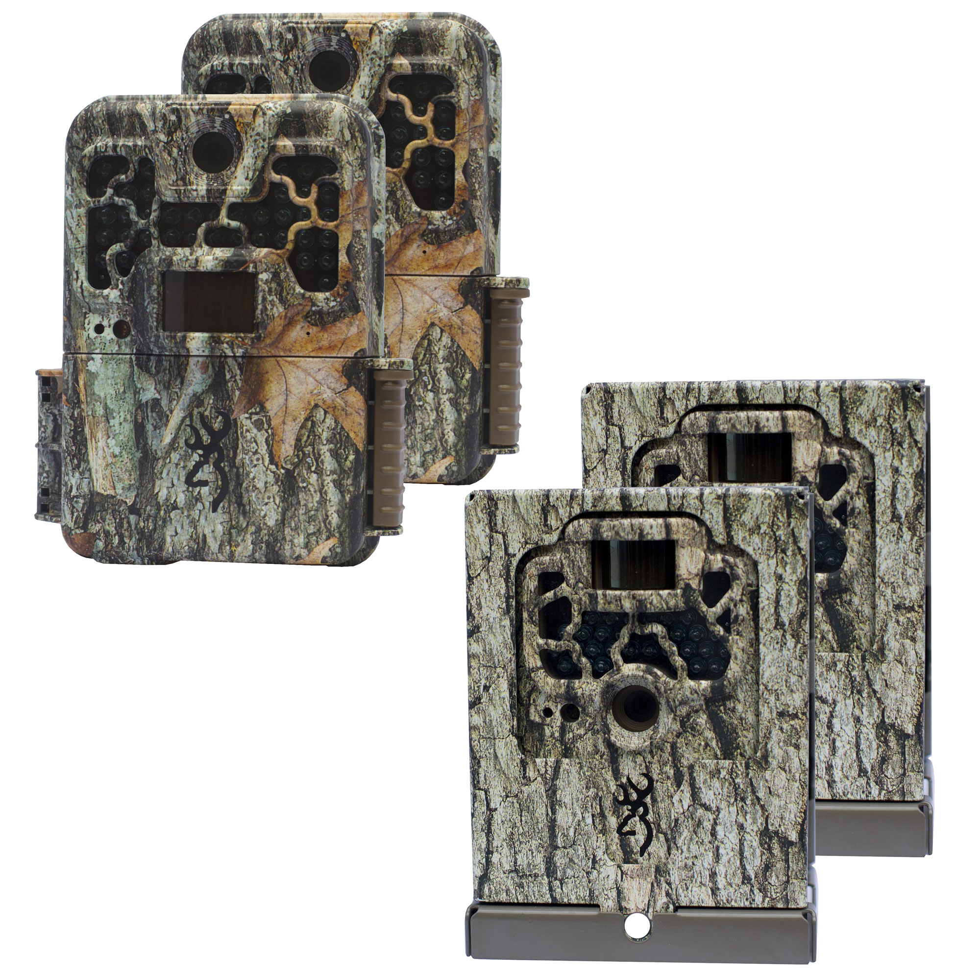Browning Trail Cameras Recon FHD 10MP Game Cameras + Secu...