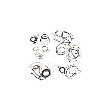 Eckler's Premier Products 57-177246 Chevy Wiring Harness