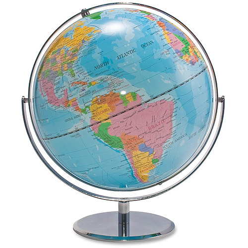 "Advantus 12"" Political World Classroom or Home-Use Globe"