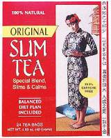Slim Tea-Original Hobe Labs 24 Bag