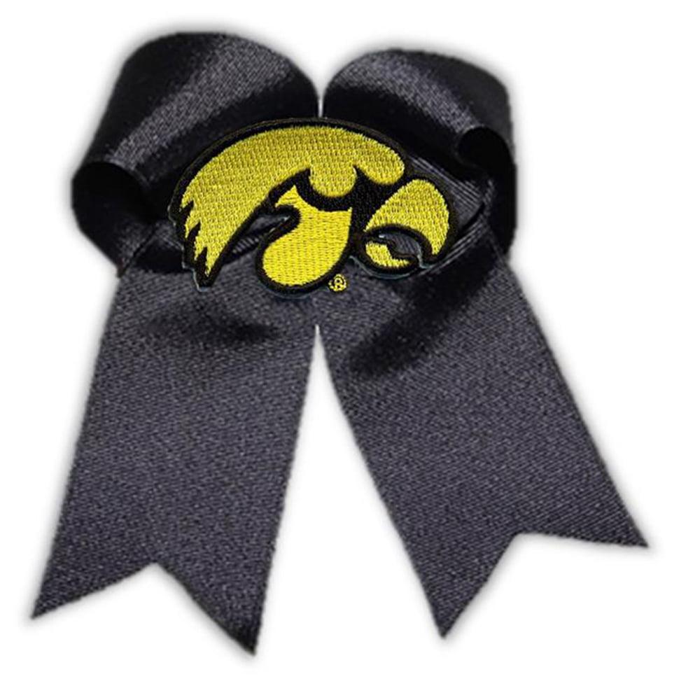 Iowa Hawkeyes NCAA Large Cheer Bow