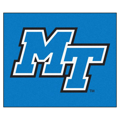Middle Tennessee State Tailgater Rug 5'x6' by Sports Licensing Solutions LLC