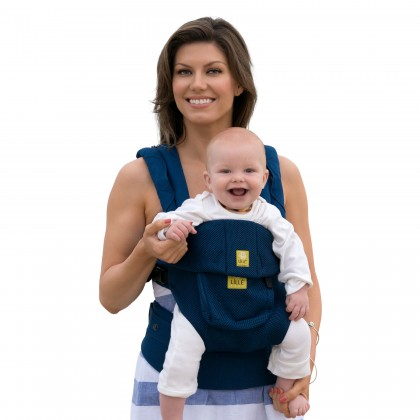 LILLEbaby Airflow Baby Carrier Navy by lillebaby