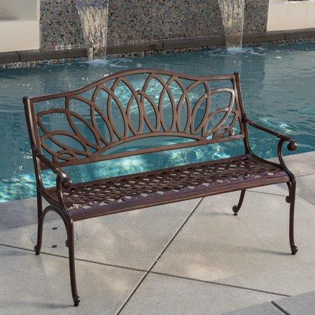 Pasadena outdoor bench for Pasadena outdoor furniture