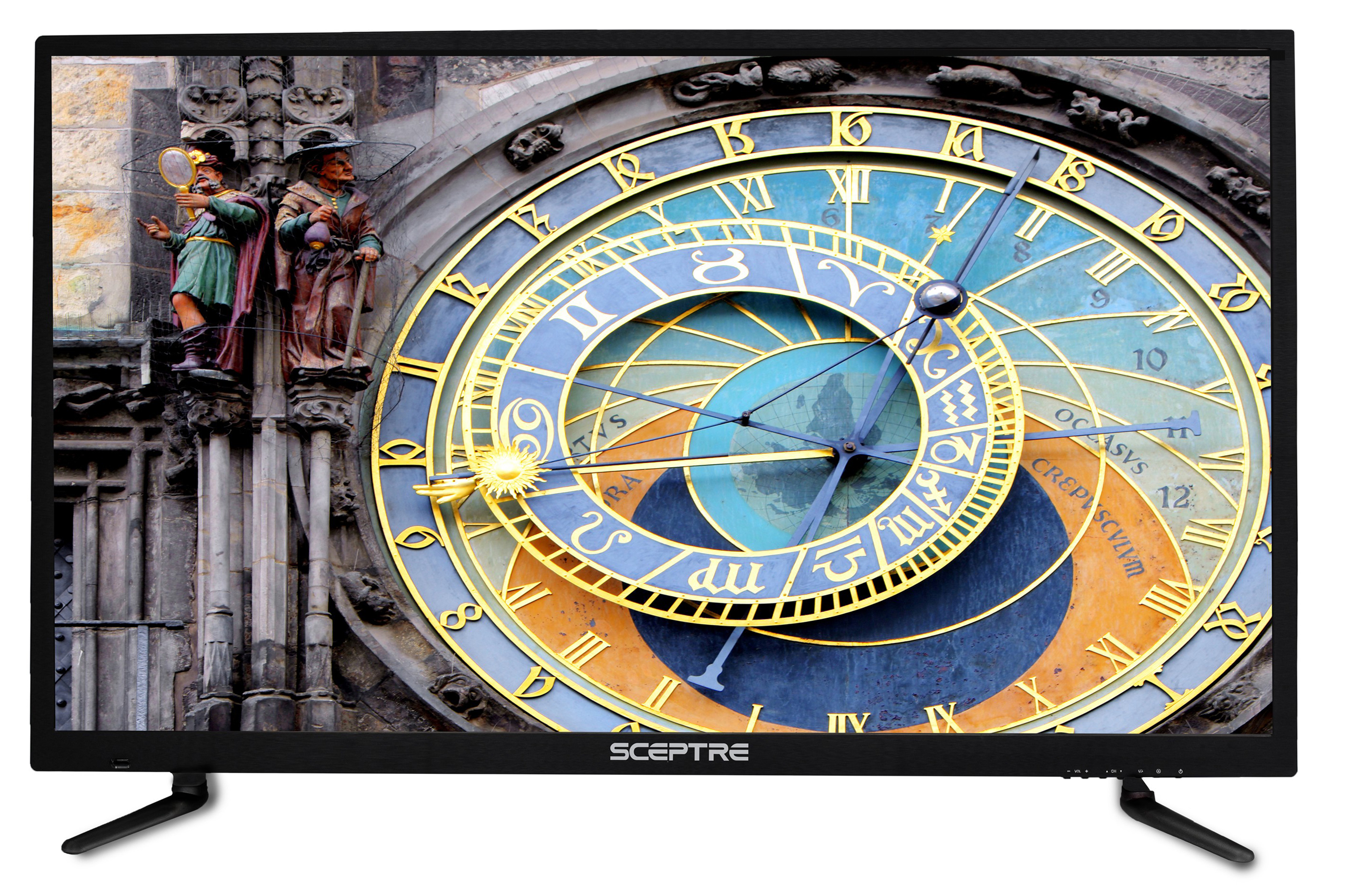 """Sceptre 40"""" Class 4K (2160P) LED TV (U405CV-U) by Sceptre"""