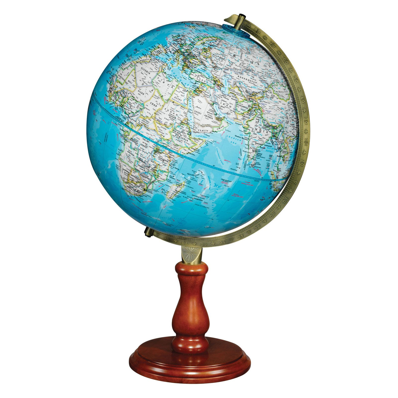 National Geographic Hudson 12 in. Tabletop Globe