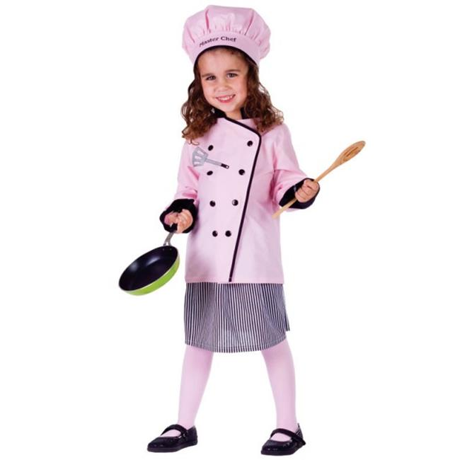 Master Girl Chef - Size S (4-6) - image 4 of 4