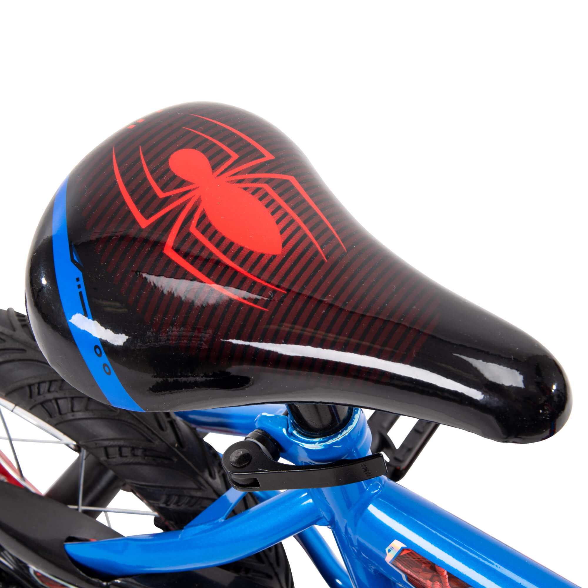 "Marvel Spider-Man 12/"" Boys/' EZ Build Bike for Kids by Huffy"