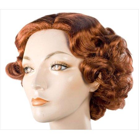 Home Depot Halloween Clearance (Full Fluff Wig)