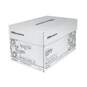 "Office Depot White Copy Paper, 8.5"" x 11"", 92 Bright, 20 Lb, 500 Sheets Per Ream, Case Of 10 Reams, 40402786"