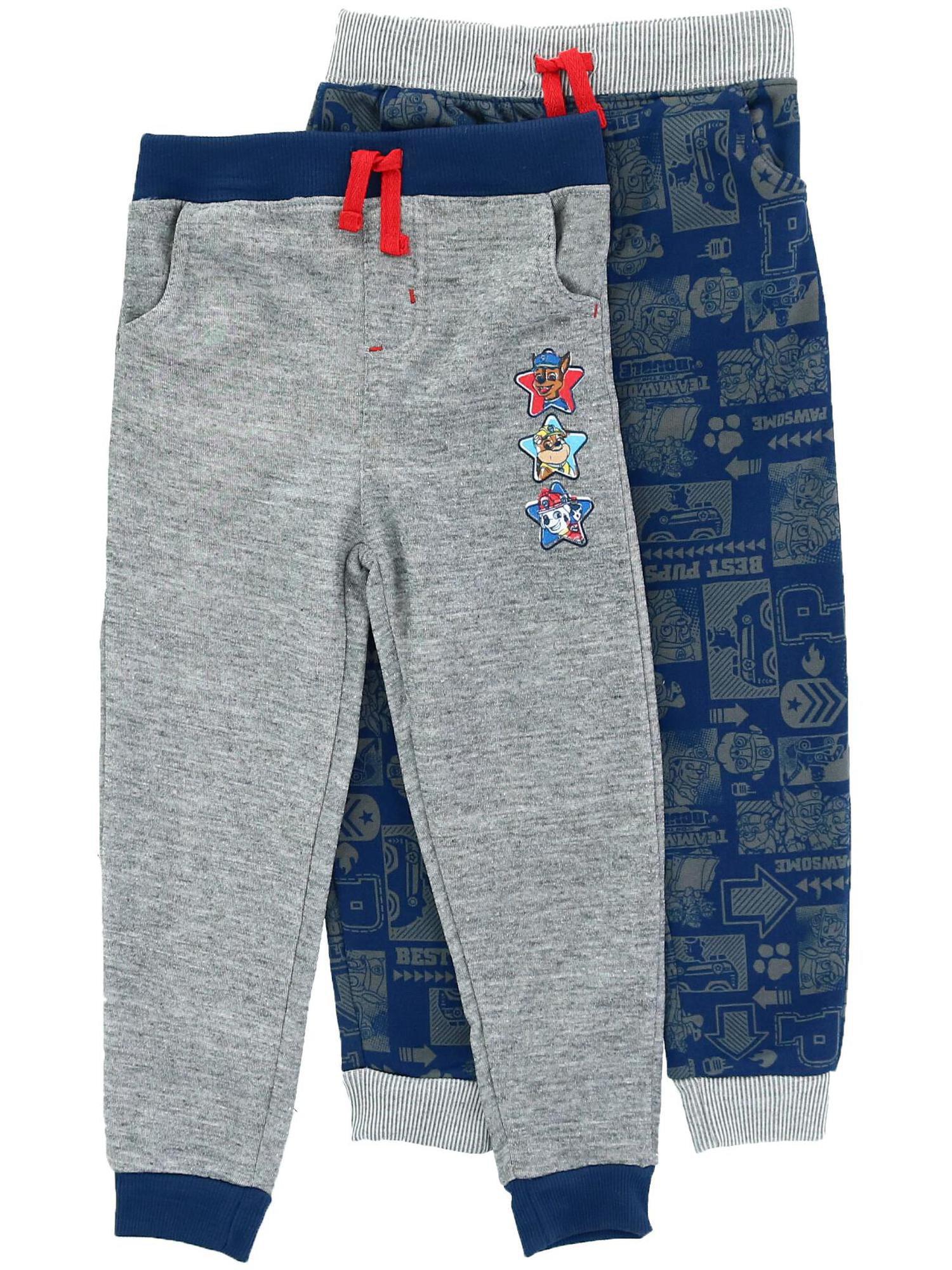 Toddler Paw Patrol Jogger Pants (2 Pair Pack),  Multi
