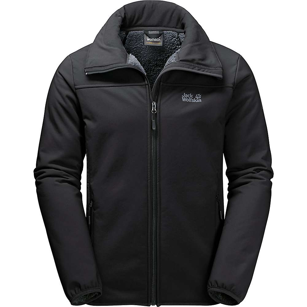 Jack Wolfskin Men's Rockwall Jacket