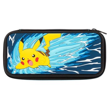 PDP Pikachu Battle Edition Travel Case for Nintendo Switch