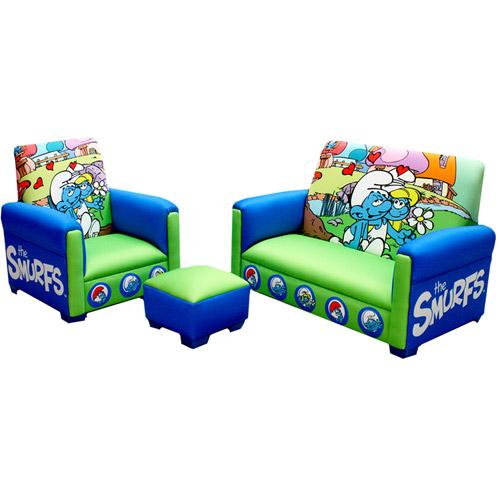 The Smurfs Love Toddler 3pc Toddler Seat