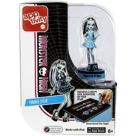 Monster High Finders Creepers Frankie Stein Figure](Frankie Stein Cartoon)