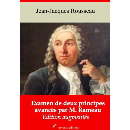 - Examen de deux principes avancs par M. Rameau - eBook