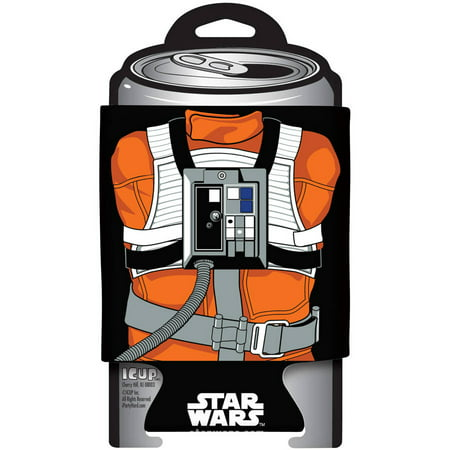Star Wars Luke Skywalker X-Wing Pilot Character Can Cooler](Luke Skywalker Tunic)