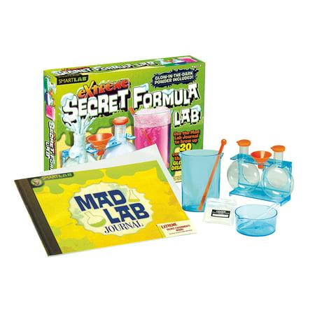SmartLab Toys - Extreme Secret Formula Lab