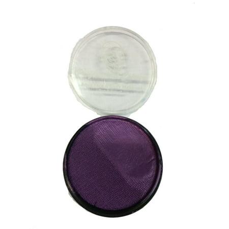 - PartyXplosion Aqua Face Paint (Pearl Gothic Plum - 30 gm)