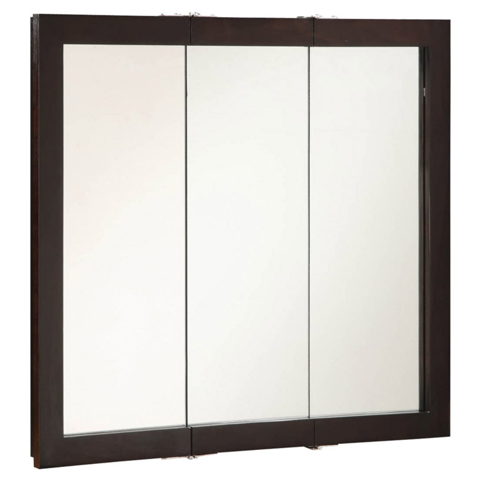 Design House Ventura Tri-View Medicine Cabinet Mirror by Design House